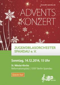 2014-12-14_Adventskonzert_JBO_Poster_Druckvorlage-A4-1