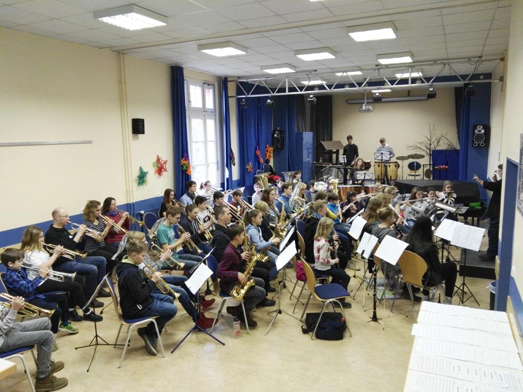 Orchester-Workshop 2016